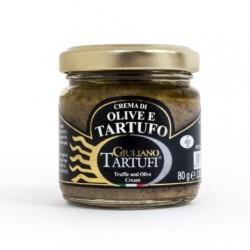 Crème d'olives noires et...
