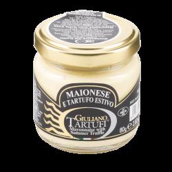Mayonnaise à la truffe d'été