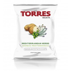 Chips aux herbes...