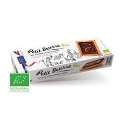 Petit beurre chocolat noir