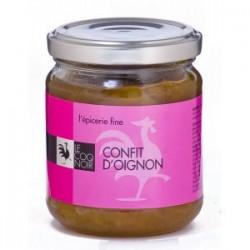 Confit d'oignon au miel et...