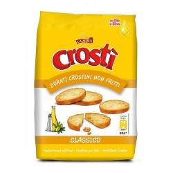 Crosti, toasts grillés...