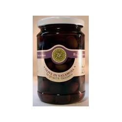 Olives noires Taggiasca en...