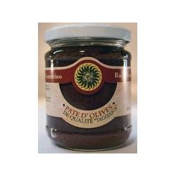 Purée d'olives noires...