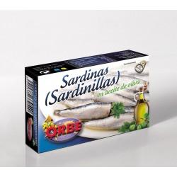 Petites sardines...