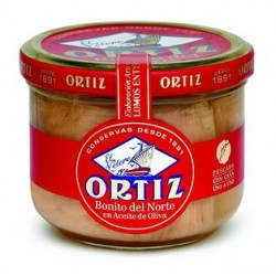 Thon Germon Ortiz à l'huile...