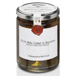 Olives noires Nocellara, au...