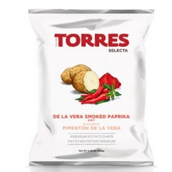 Chips Hot Paprika Pimiento...