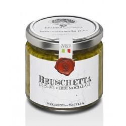 Purée d'olives vertes...