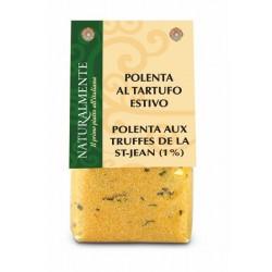 Polenta aux truffes