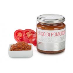 Sauce Bruschetta à la tomate
