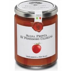 Sauces de tomates cerises,...