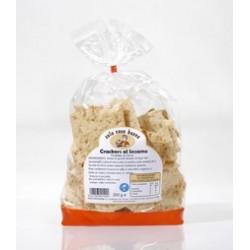 Crackers au sésame
