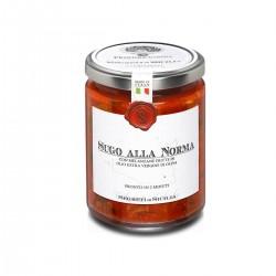Sauce Norma, recette...