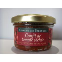 Confit de tomates séchée