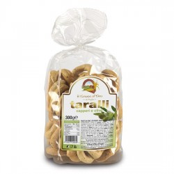 Taralli olives et câpres