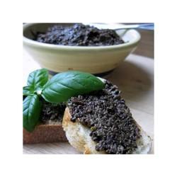 Purée d'olive noire de...