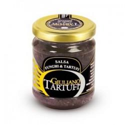 Sauce de truffes et...