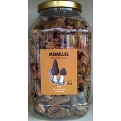 Morilles spéciales, 2-6 cm