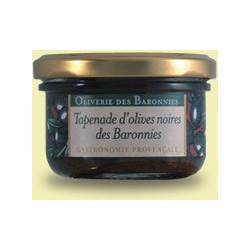 Tapenade noire aux olives...
