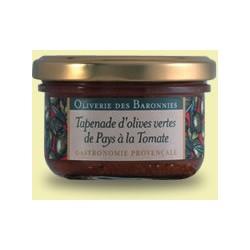 Pulpe d'olive verte de pays...