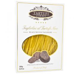 Pâtes à la truffe noire