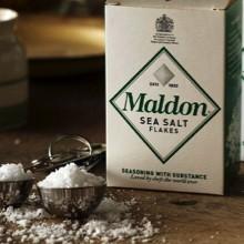 Sel Maldon, Angleterre
