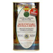 Huile d'olive de Crète