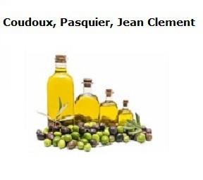 Huiles d'olive françaises de domaine
